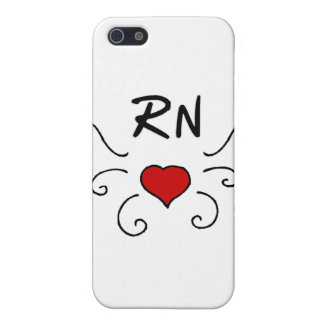 RN Love Tattoo Cover For iPhone 5/5S