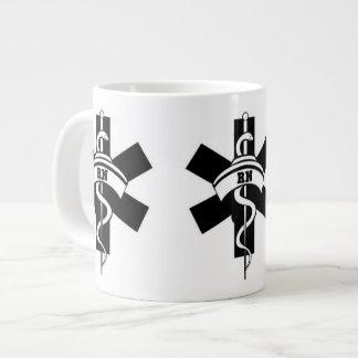 RN Nurses Large Coffee Mug