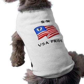 RN USA Pride Dog Tee