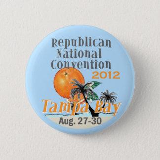 RNC Convention 2 Inch Round Button