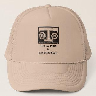 RNIT Ball Cap - PHD in Red Neck Skills