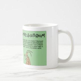 Roach and Toastmasters Coffee Mug