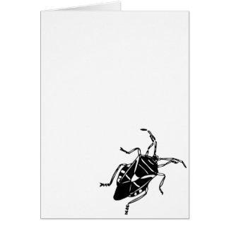 Roach Bug Card