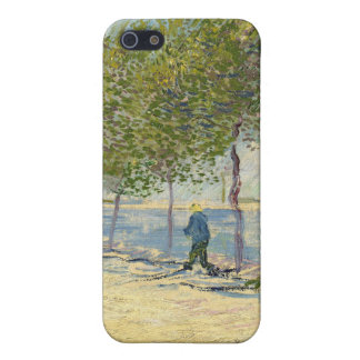 Road along the Seine near Asnieres, Van Gogh Cases For iPhone 5
