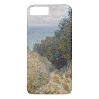 Road at La Cavee Pourville by Claude Monet iPhone 7 Plus Case