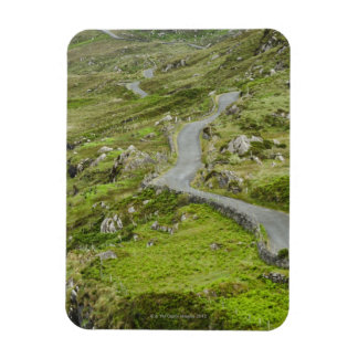 Road between Ballaghacahreen and Caherkeen. Magnet