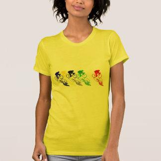 Road Bike Road Racing  Cycling T-shirts