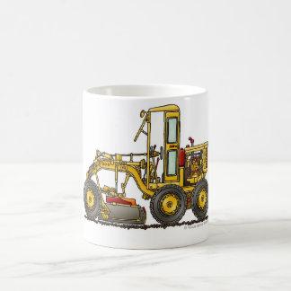 Road Grader Dirt Scraper Construction Mugs