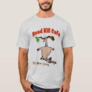 Road Kill Cafe - Eat Moe Coon T-Shirt
