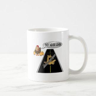 ROAD KILL - POSSUM COFFEE MUG