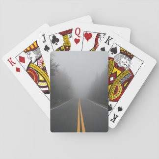 Road Playing Cards