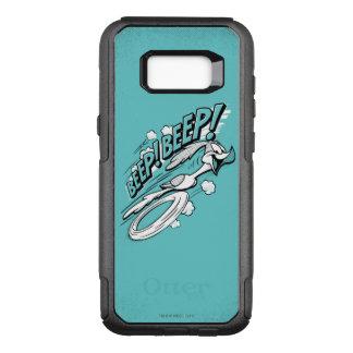 "ROAD RUNNER™ ""BEEP BEEP!"" Halftone OtterBox Commuter Samsung Galaxy S8+ Case"