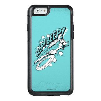 "ROAD RUNNER™ ""BEEP BEEP!"" Halftone OtterBox iPhone 6/6s Case"
