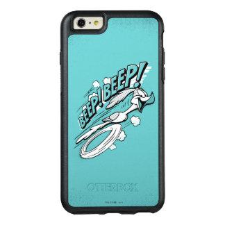 "ROAD RUNNER™ ""BEEP BEEP!"" Halftone OtterBox iPhone 6/6s Plus Case"