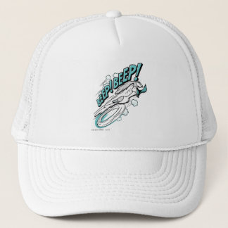 "ROAD RUNNER™ ""BEEP BEEP!"" Halftone Trucker Hat"