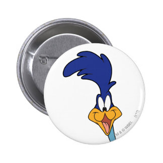 ROAD RUNNER™ Face 2 Inch Round Button