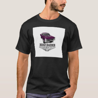 road runner purple T-Shirt