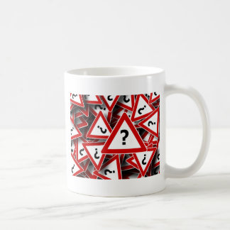 road-sign-63-si coffee mug