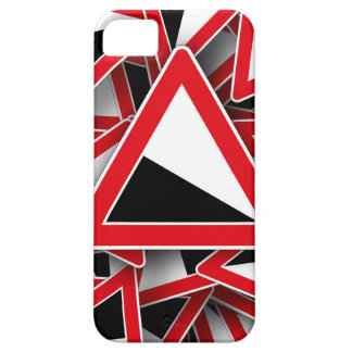 road sign auto gradient down below case for the iPhone 5