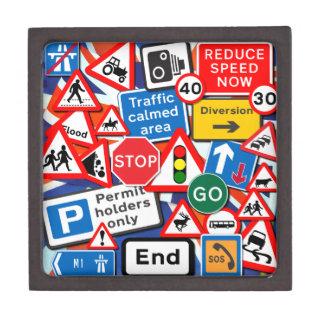 Road Signs Premium Gift Box