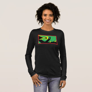Road to Jamaica Long Sleeve T-Shirt