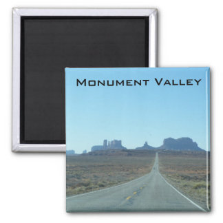 Road to Monument Valley Magnet
