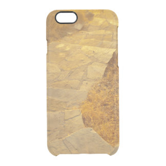 road to paradise clear iPhone 6/6S case