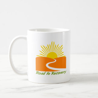 Road to Recovery Gear Coffee Mug