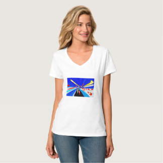 Road to the future T-Shirt