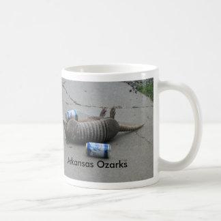 Road Trip, Arkansas Ozarks Coffee Mug
