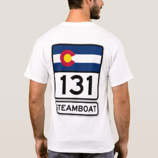 Road Trip Colorado - Steamboat Springs T-Shirt
