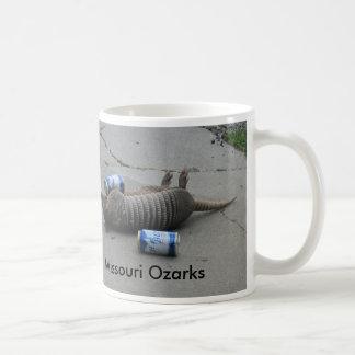 Road Trip, Missouri Ozarks Coffee Mug