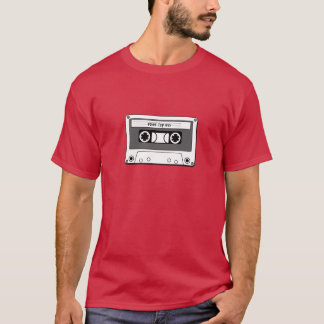 Road Trip Mix Tape T-Shirt
