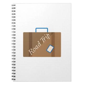 Road Trip Note Book