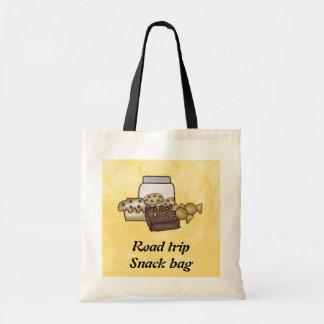 Road Trip snack Bag