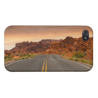 Road trip sunset case for the iPhone 4