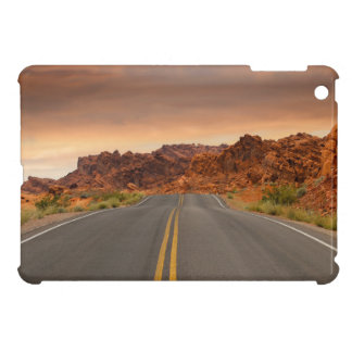 Road trip sunset cover for the iPad mini