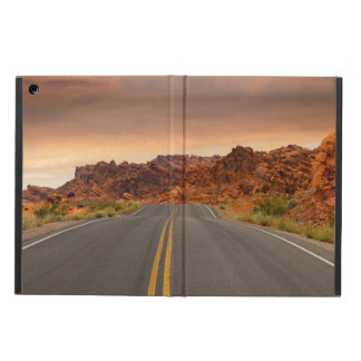 Road trip sunset iPad air case
