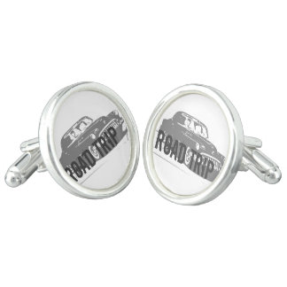 Road Trip Vintage Car Cufflinks