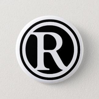 Roadie 2 Inch Round Button