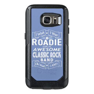 ROADIE awesome classic rock band (wht) OtterBox Samsung Galaxy S7 Case