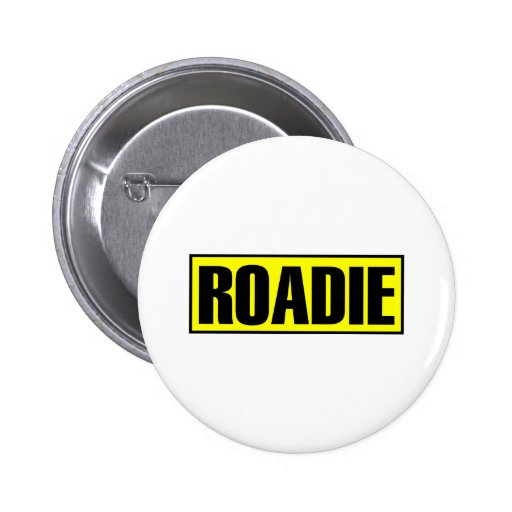 Roadie Buttons