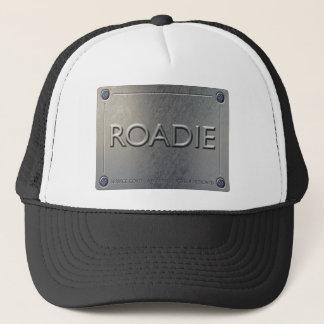 ROADIE Cap - Metal Plate Design.