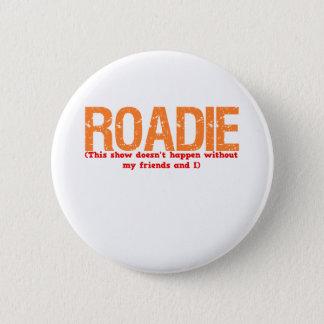 Roadie Description 2 Inch Round Button