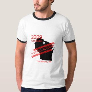 Roadkill Academy Graduate 2009 T-Shirt