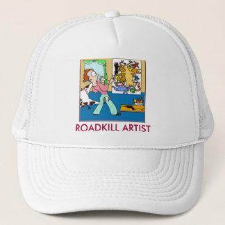 ROADKILL ARTIST hat