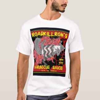 RoadkillRon's Barbecue Sauce T-Shirt