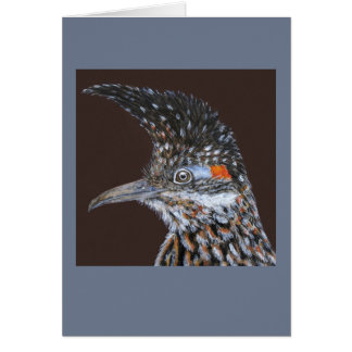 Roadrunner renegade greeting card