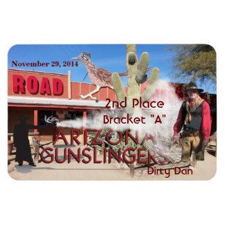 Roadrunner Saloon Bracket A 2nd Place Magnet