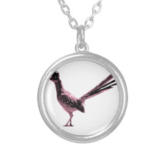 ROADRUNNER SILVER PLATED NECKLACE